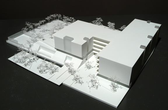 Neubau Bildungscampus Atzgersdorf - Visualisierung