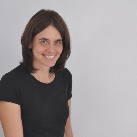 Portrait von Verena Frosch